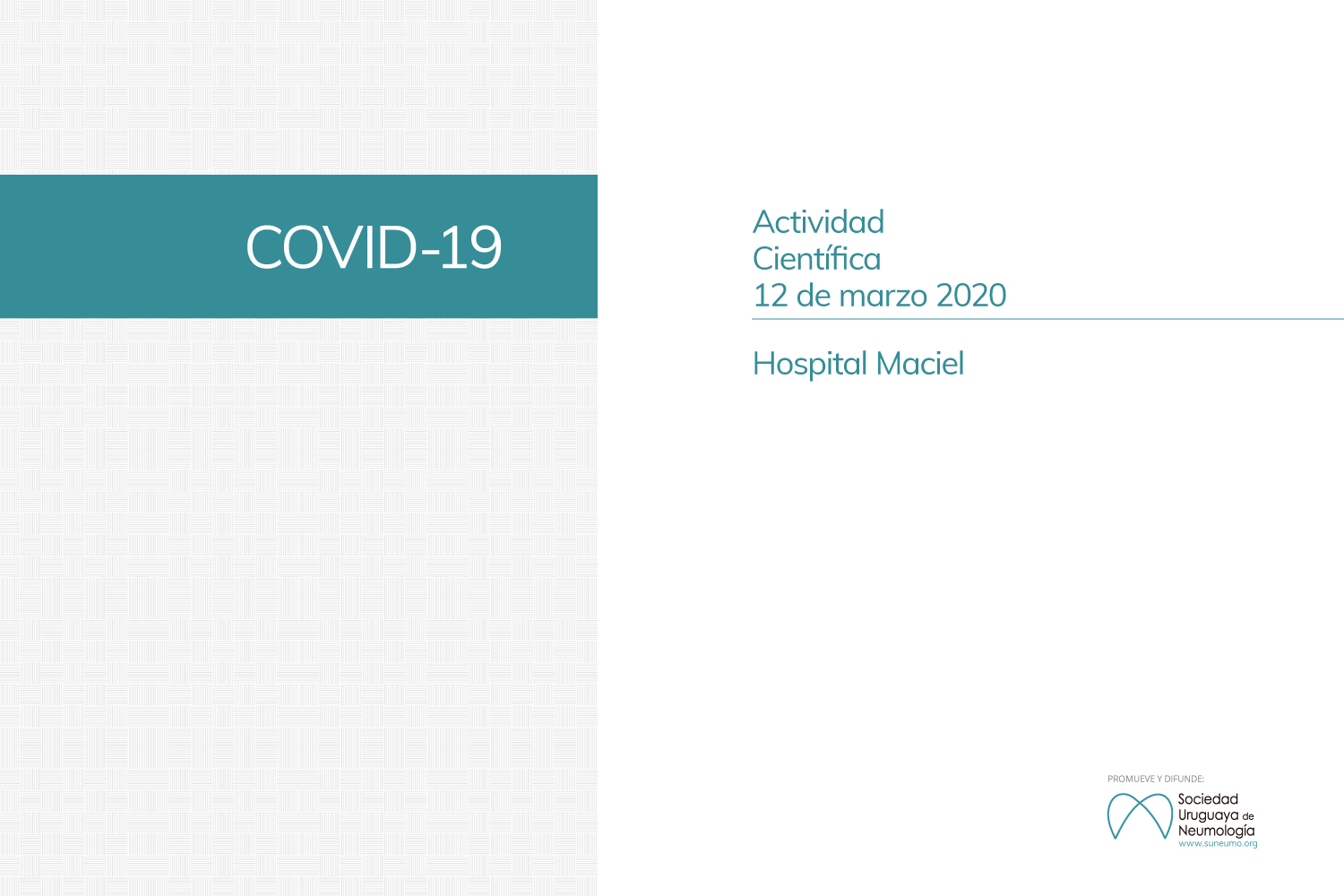 COVID-19 Documentos y podcast
