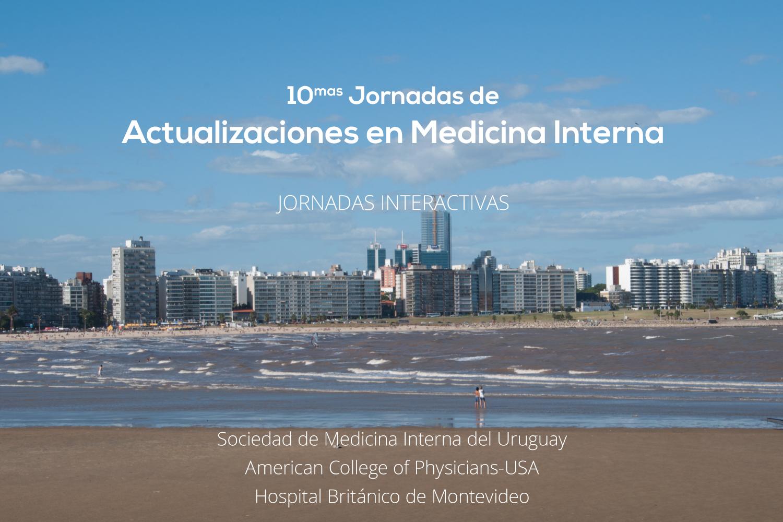 10mas. Jornadas de Actualizaciones en Medicina Interna. Jornadas Interactivas