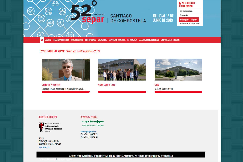 52º Congreso SEPAR