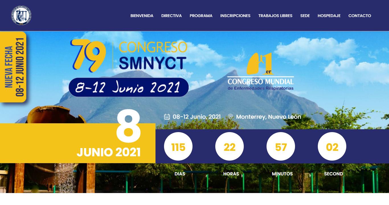 79º Congreso de la SMNyCT, 2021